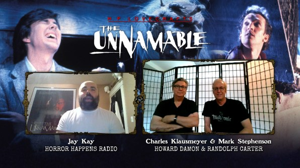 The Unnamable Interviews