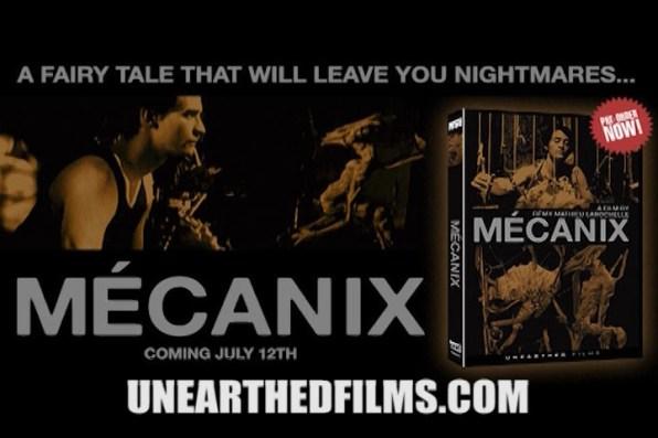 Mecanix Trailer