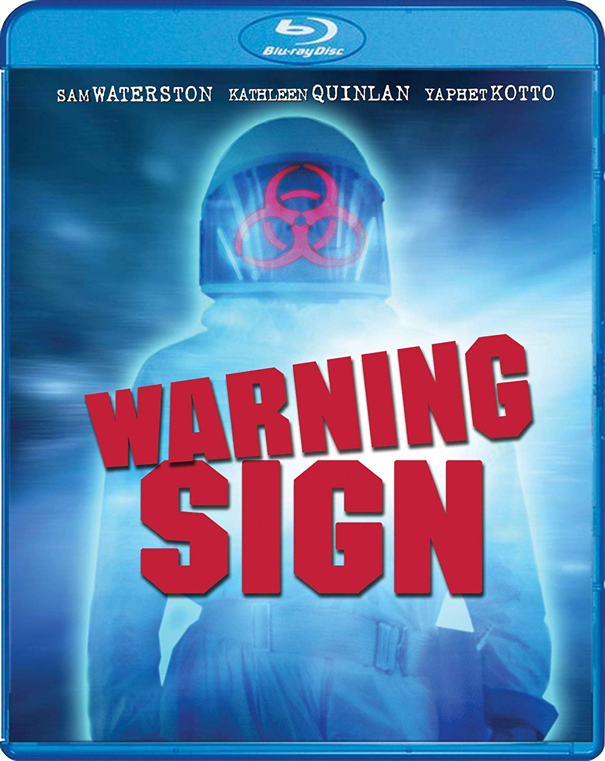 Warning Sign Blu-ray Review (Scream Factory)