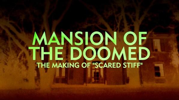Scared Stiff Making of