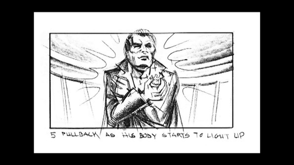 Double Dragon storyboard gallery 2