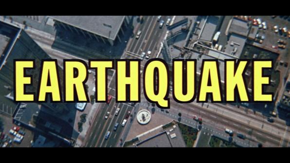 Earthquake theatrical cut cap 2