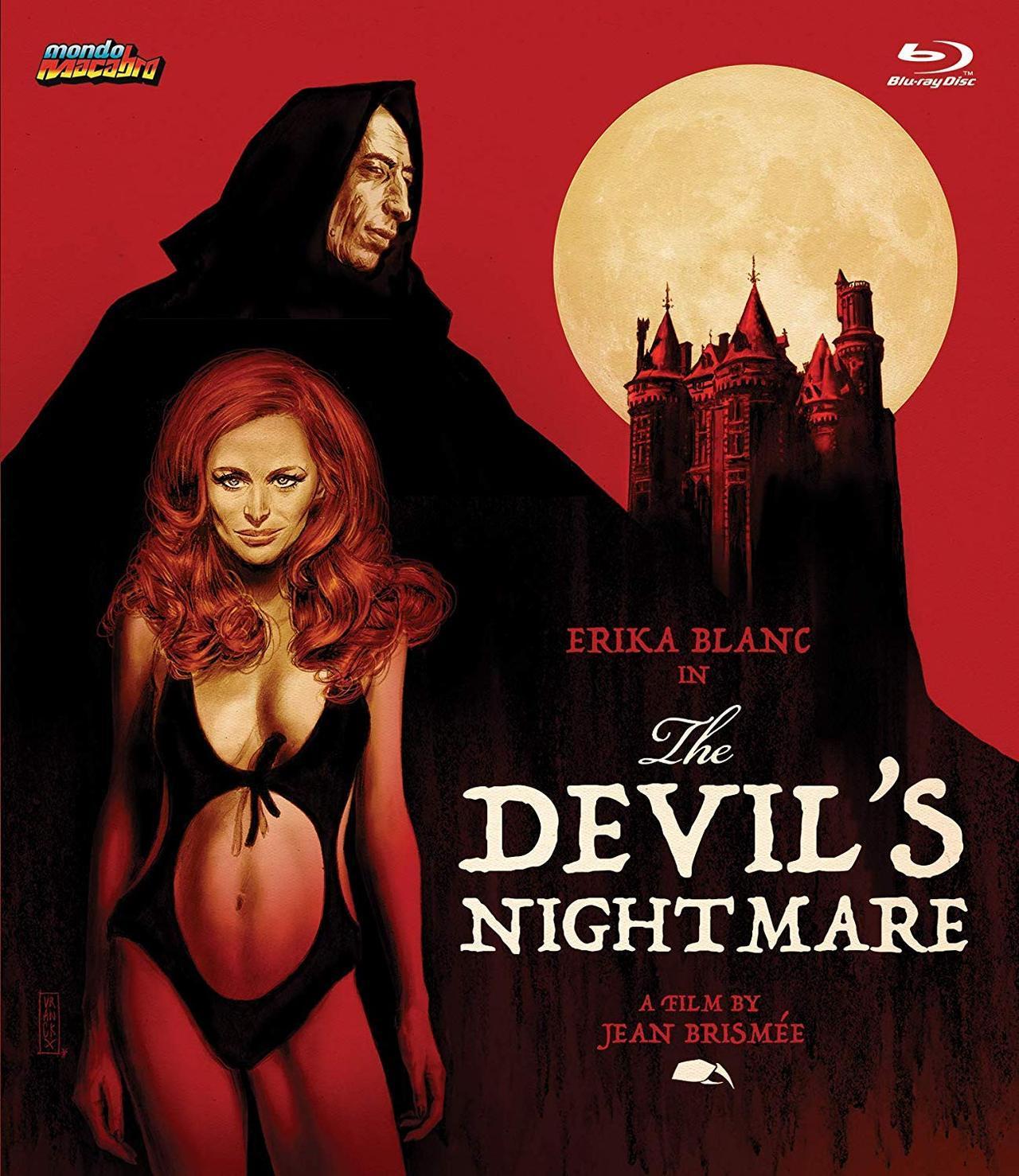 the devil's nightmare blu-ray
