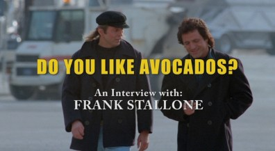 Savage Harbor Frank Stallone interview 1