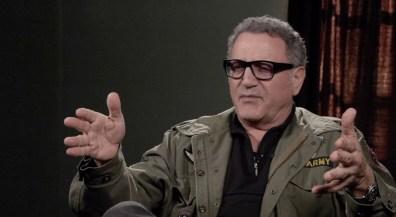 Savage Harbor Frank Stallone interview 2