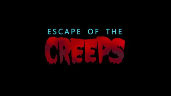 Night of the Creeps Escape of the Creeps 1