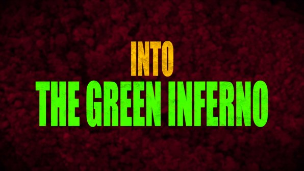 The Green Inferno Eli Roth interview 1