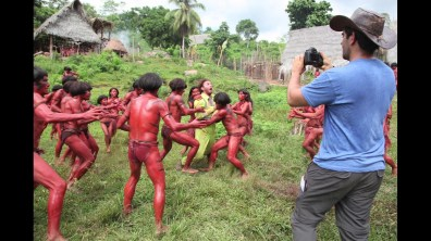 The Green Inferno behind the scenes gallery 1