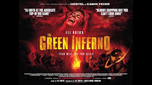 The Green Inferno publicity gallery 1