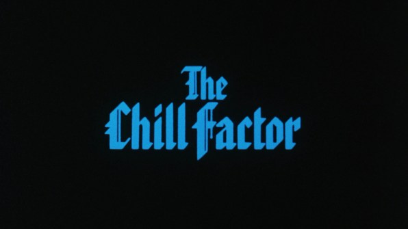 The Chill Factor cap 1