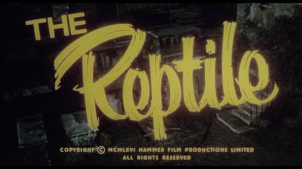The Reptile cap 2