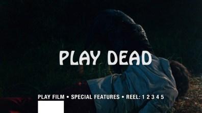 Play Dead Blu-ray menu
