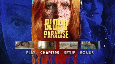 Blood Paradise Chapters Menu