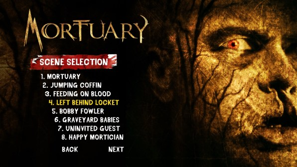 Mortuary Chapter Selection