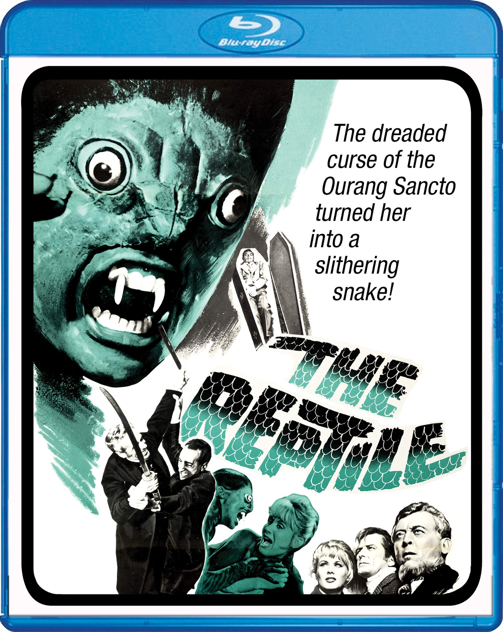 the reptile blu-ray