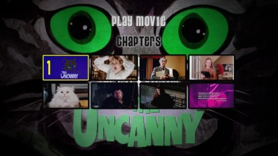 The Uncanny Chapter Menu