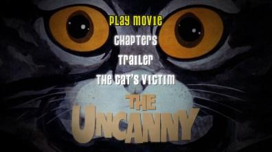 The Uncanny Menu