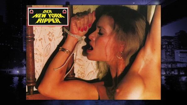 The New York Ripper poster & still gallery 3