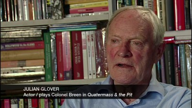Quatermass and the Pit Julian Glover interview