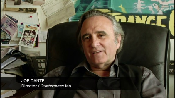 Quatermass and the Pit Joe Dante interview