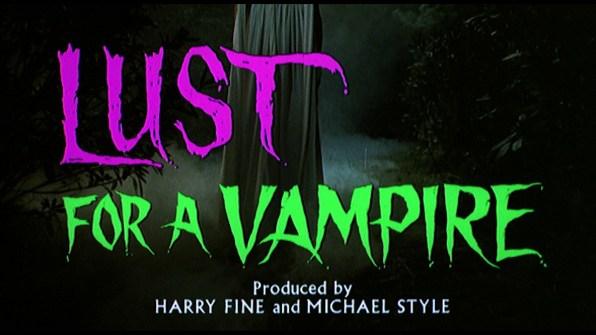 Lust for a Vampire trailer 2