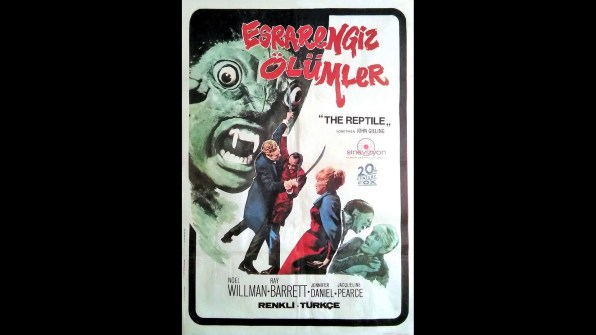 The Reptile poster and lobby card gallery 1