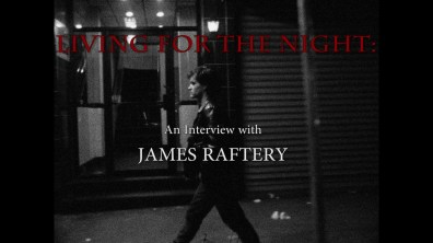 Night Owl James Raftery interview 1