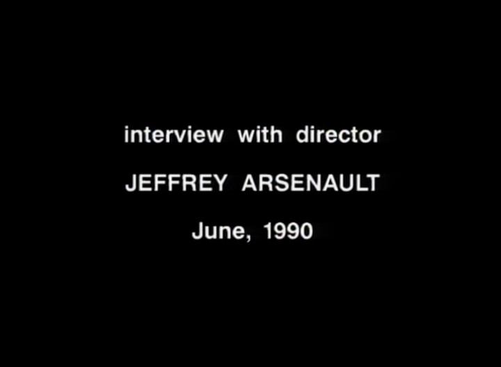 Night Owl archival Jeffrey Arsenault interview 1