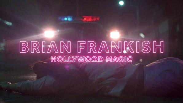 Vice Squad Brian Frankish interview 1