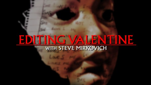 Editing Valentine Feature