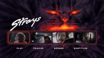 Strays Blu-ray Chapter Menu