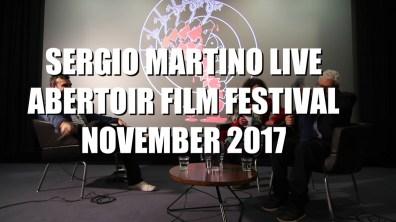 Torso Abertoir International Horror Festival Q&A 1