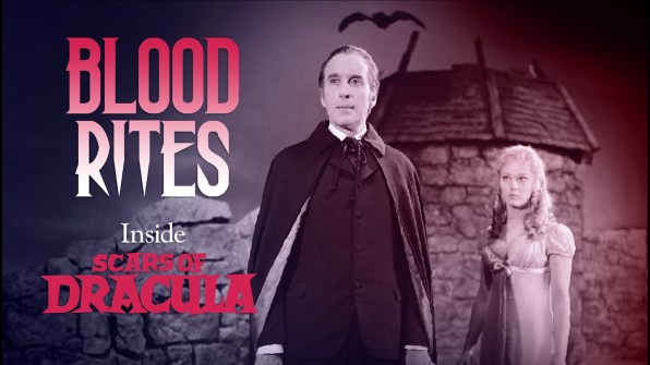 Scars of Dracula Blood Rites featurette 1
