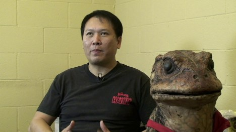 Hell Comes to Frogtown Steve Wang interview 2