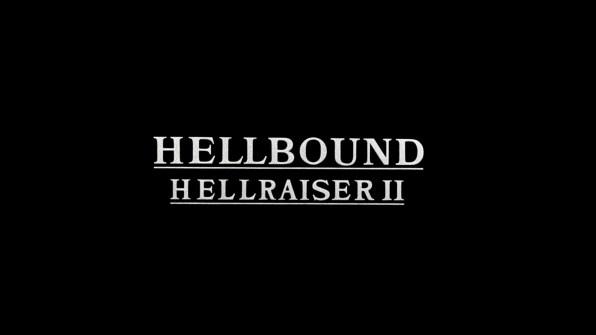 Hellbound: Hellraiser II cap 1