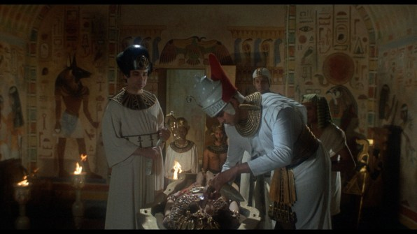 Blood from the Mummy's Tomb cap 2
