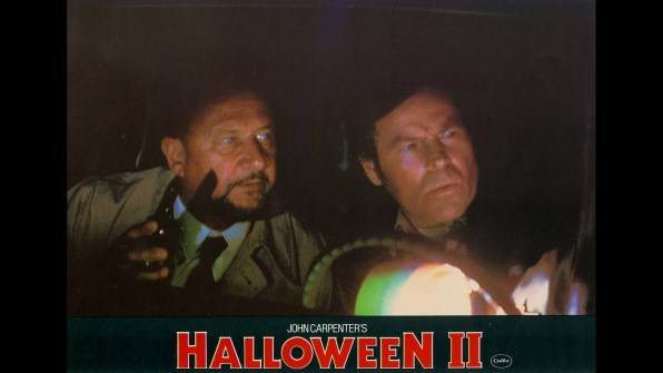 Halloween II poster and lobby cards 2