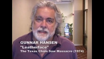 Leatherface Speaks