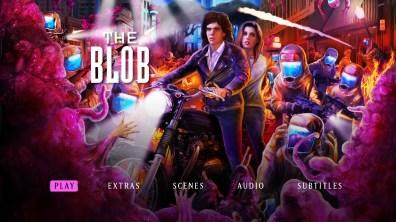 The Blob Blu-ray menu