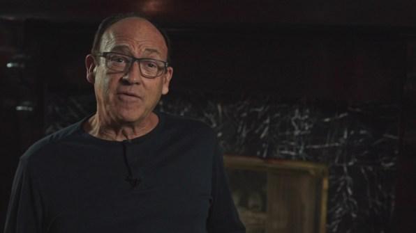 The Blob Chuck Russell interview part 1 cap 2