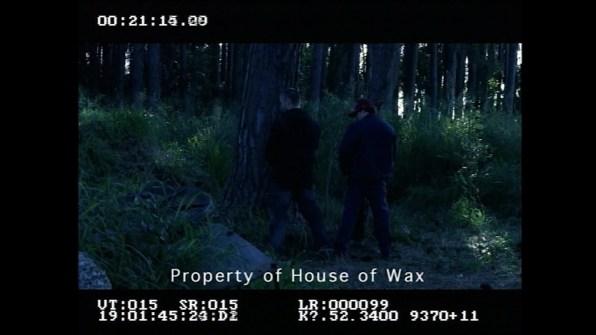 House of Wax gag reel 1