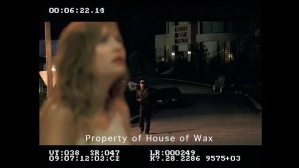 House of Wax gag reel 2