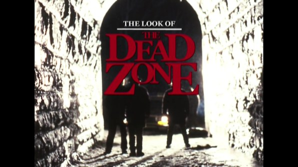 The Dead Zone The Look of The Dead Zone featurette 1