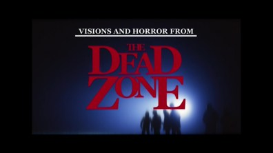 The Dead Zone Visions and Horror from The Dead Zone featurette 1