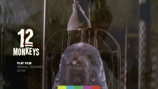 12 Monkeys Blu-ray Menu