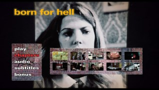 Born for Hell Blu-ray Chapter Menu