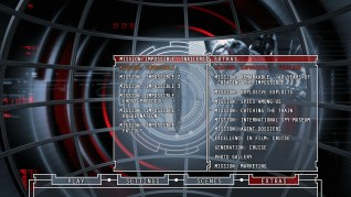 Mission: Impossible Blu-ray Extras Menu 2