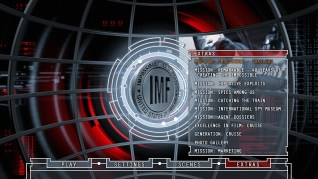 Mission: Impossible Blu-ray Extras Menu 1