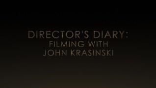 A Quiet Place Part II Director's Diary featurette