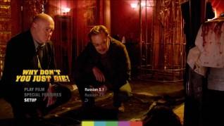 Why Don't You Just Die? Blu-ray Setup Menu 2